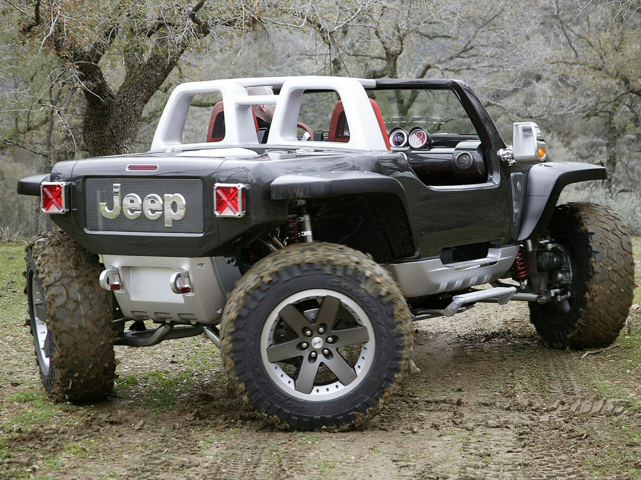 Jeep Cars Wallpapers Hurricane Concept Fa